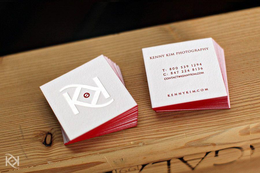 Kenny Kim Business Cards
