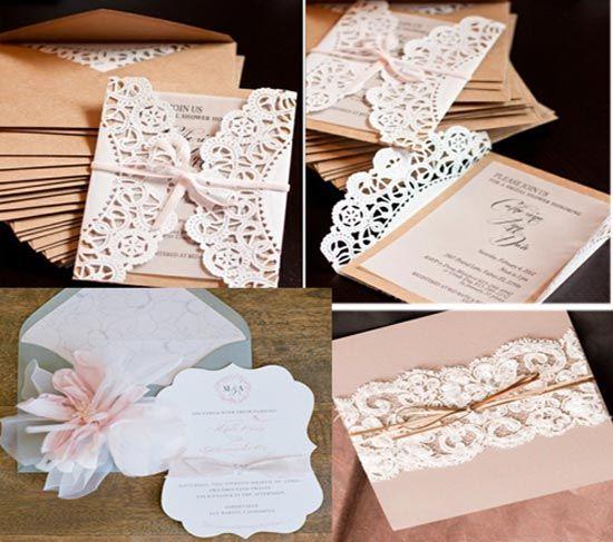 Приглашение свадьбу своими руками 79