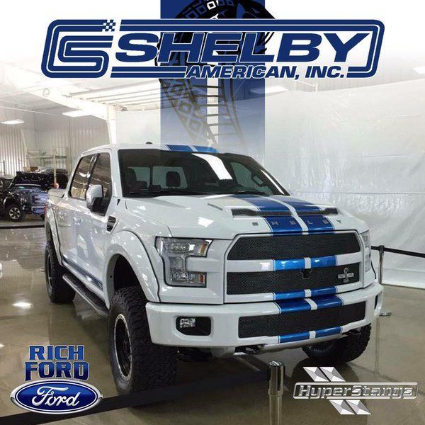 ford shelby f 150 the new shelby f 150 has an incredibly powerful rh pinterest com  ford f 150 a diesel