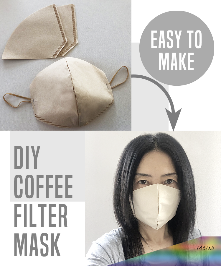 DIY Coffee filter mask - how to make disposable face masks using coffee filters ... - DIY Coffee filter mask - how to make disposable face masks using coffee filters #diy #mask #DisposableMask #youtube #tutorial... -  #Coffee #Disposable #Diy #Face #Filter #Filters #Mask #masks