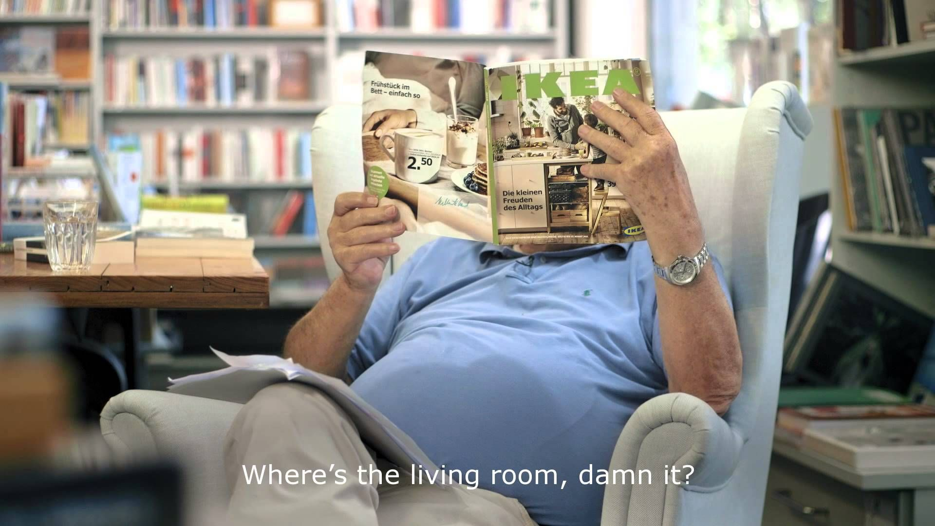 Das Meistgedruckte Buch Unserer Zeit Der Ikea Katalog Wird Von