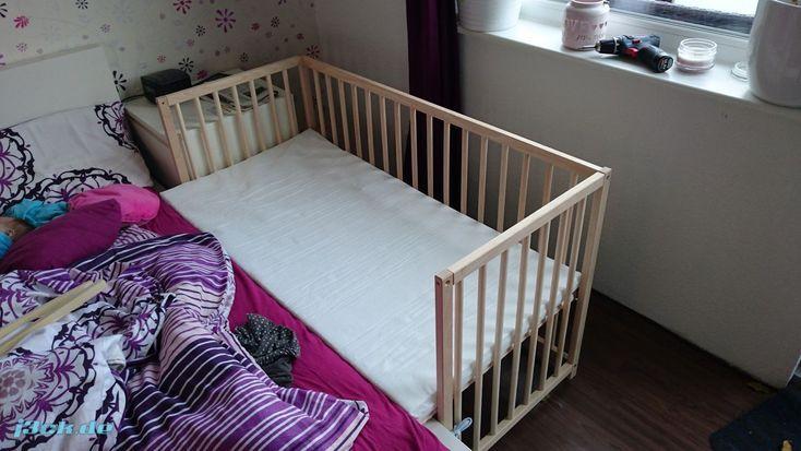 Baby Beistellbett Selbst Gebaut Aus Ikea Sniglar J3ck De Top Trends Baby Side Bed Baby Cribs Baby Crib Diy