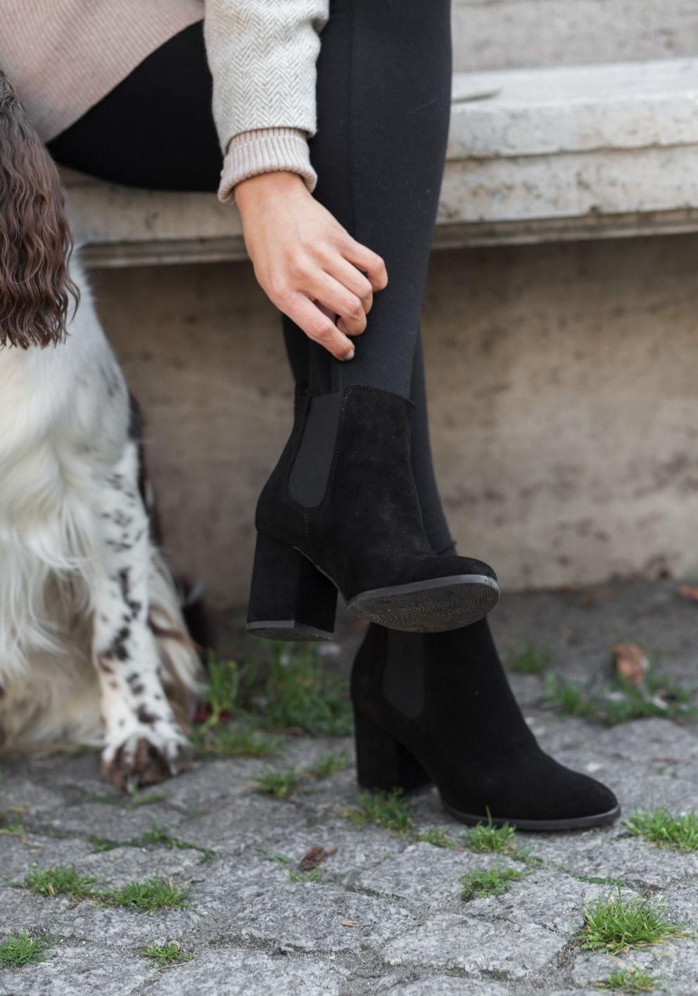 Sztylet Rylko Boots Ankle Boot Shoes