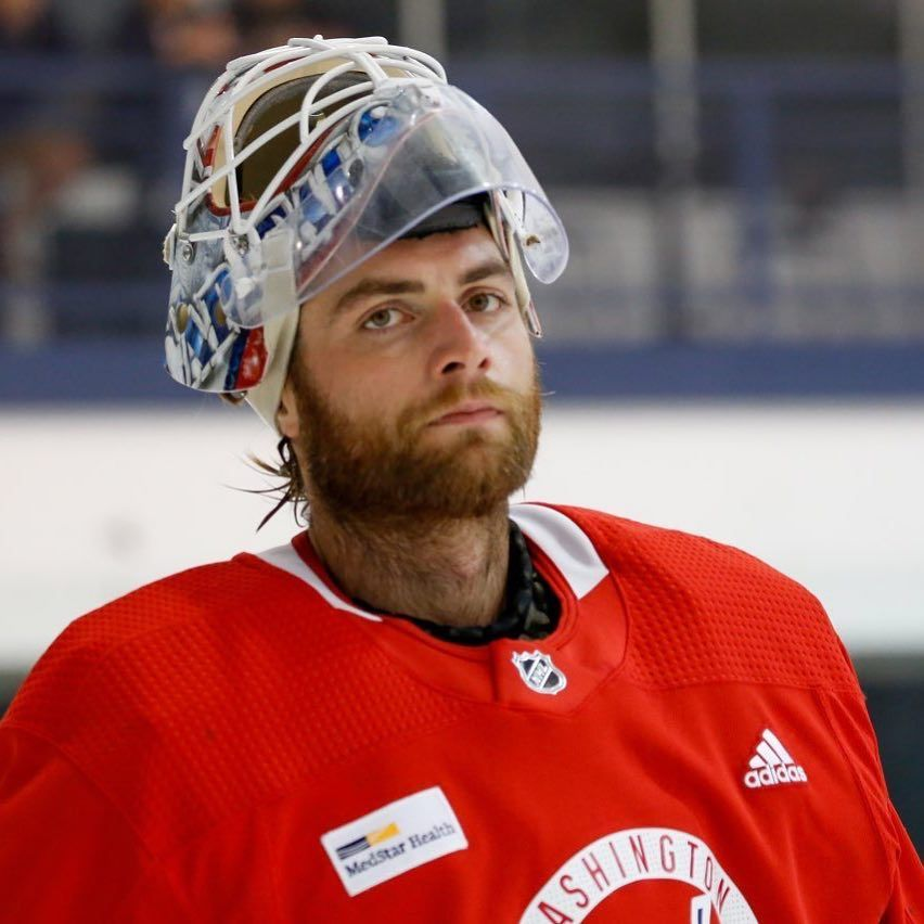 Smile Holts Washingtoncapitals Allcaps Loveislove Capitals Stanleycupchampions Stanleycup Lordstanley Braden Holtby Nhl Capitals Washington Capitals
