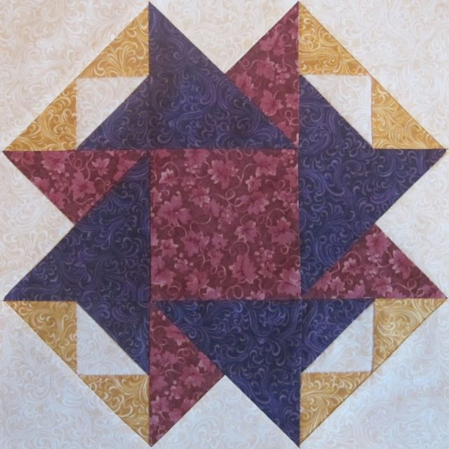 Pin By Quiltmaker On Quiltmaker S 100 Blocks Quilt Block