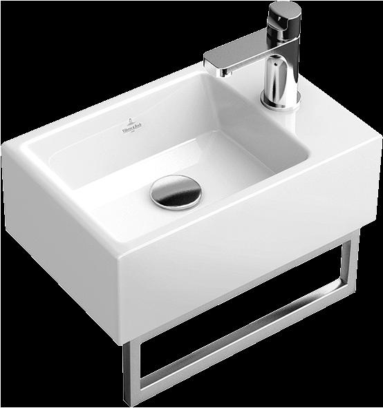 Memento Handwashbasin Angular 5333u0 Villeroy Boch Cloakroom Basin Small Toilet Small Bathroom