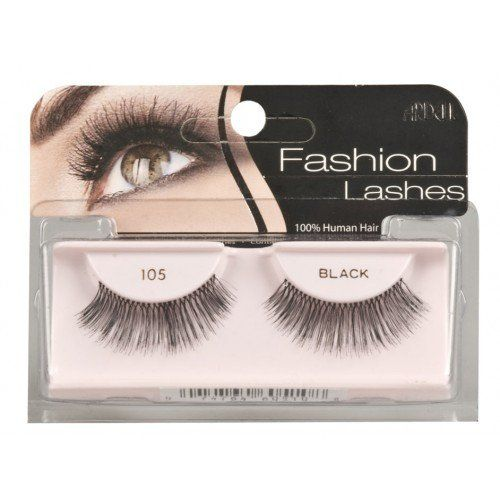 de16098749c Ardell Fashion Lashes, Black, Style 105 1 pair >>> Want additional info?  Click on the image. (This is an affiliate link and I receive a commission  for the ...