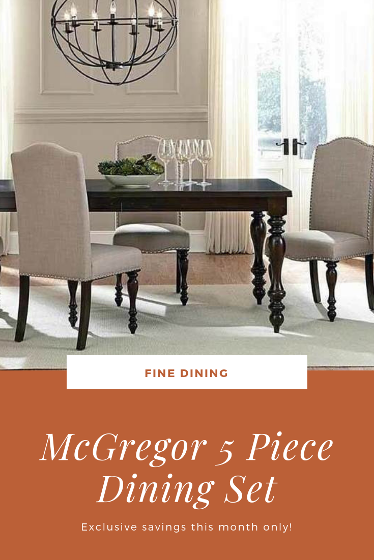 dining room decor with an elegant flair thanks to upholstered chairs rh pinterest com