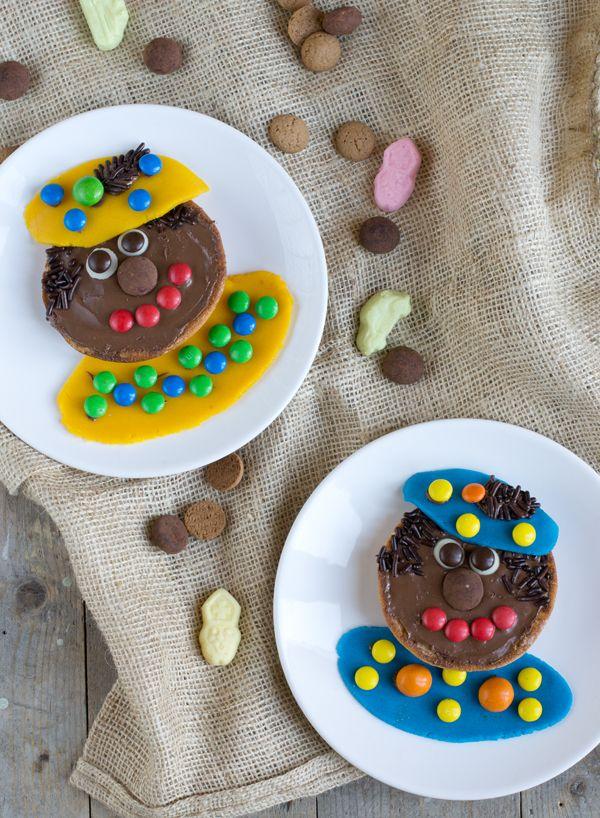 Sint en piet koeken - Sinterklaas recept | Brenda Kookt!