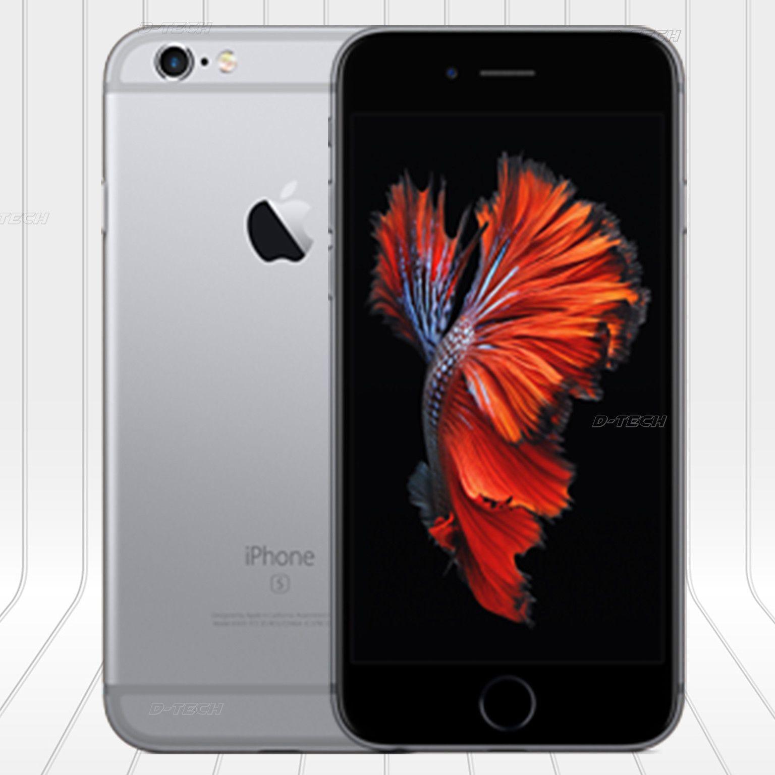 389 90 Apple Iphone 6s Plus 64gb Network Unlocked Phone 4g Lte