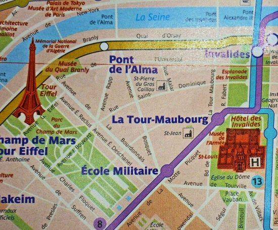 Map Of France Pdf.A Better Paris Metro Map Pdf For Download Paris Paris Metro