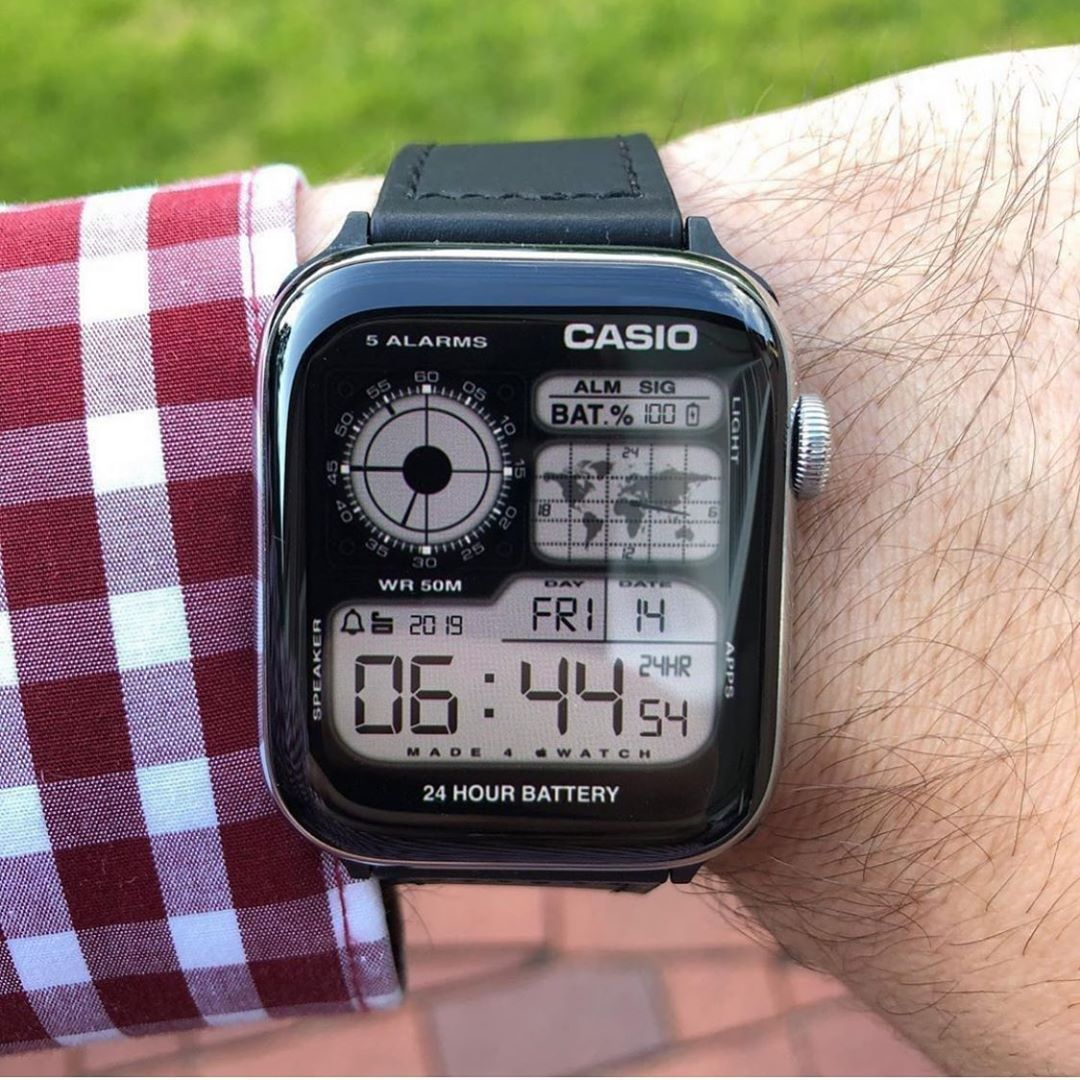 Do you like this Casio Apple edition?