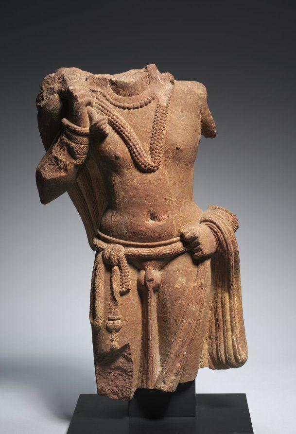 kushan period art