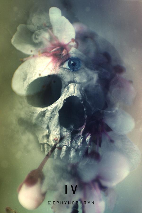Third Eye Iv By Ephynephryn On Deviantart Skull Stencil Skull Art Eye