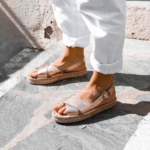 Alohas Sandals - Handmade Espadrilles and Avarcas Menorquinas