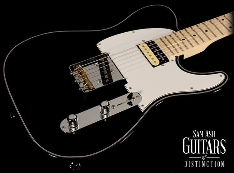 GJ2 Guitars / Limited Edition Hellhound Electric Guitar ...