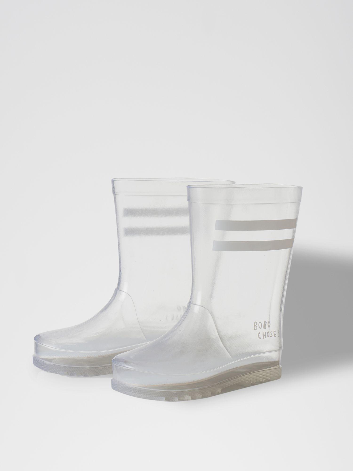 15622395c Clear plastic Rain Boots Bobo Choses | Rainboots in 2019 | Boots ...