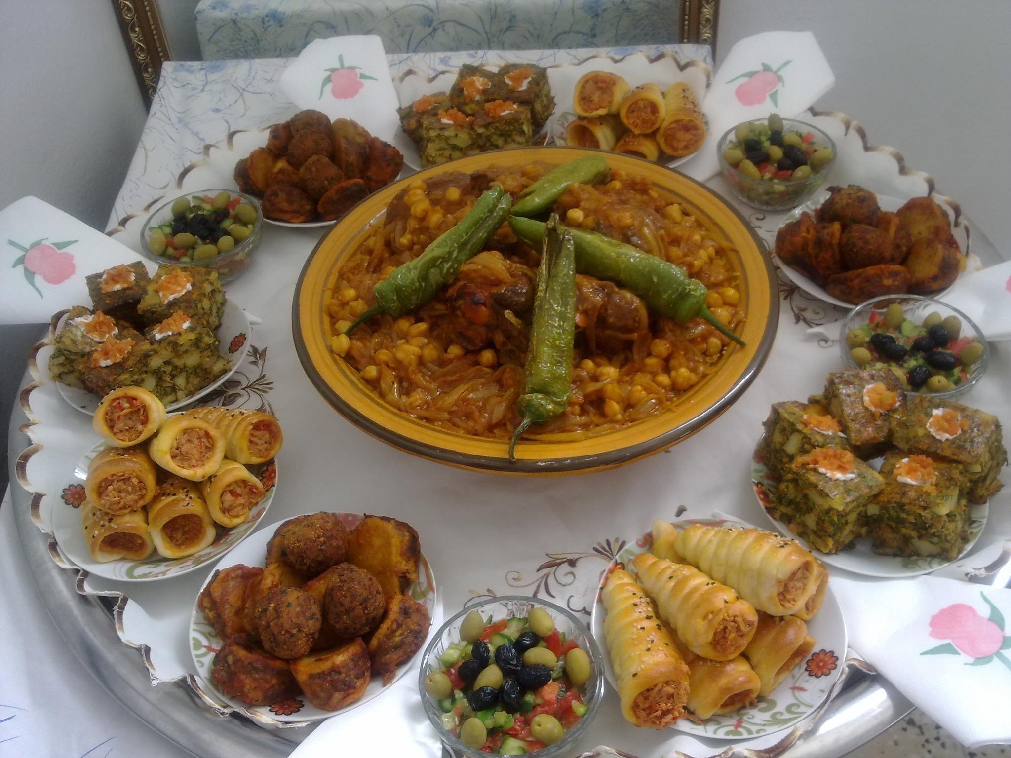 صفرات شهر رمضان Libyan Food Moroccan Food Lebanon Food