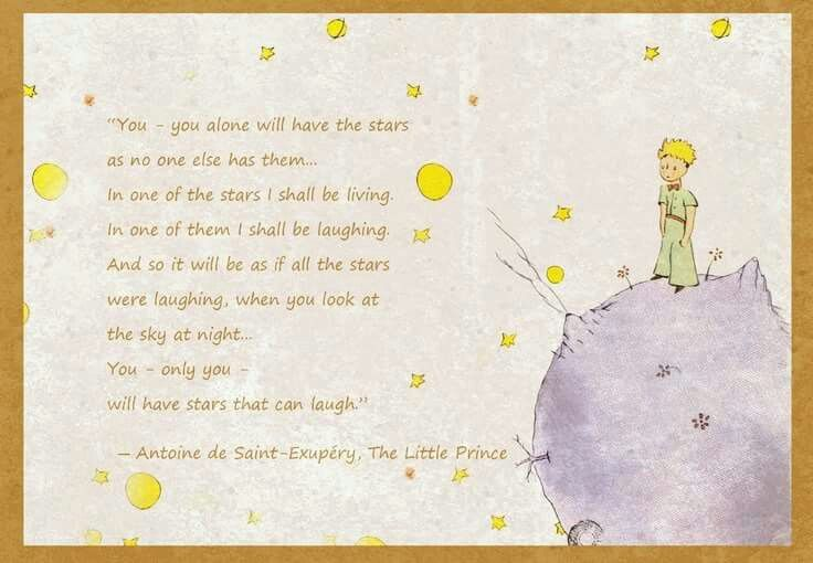 The little prince | Little prince quotes, Prince quotes, The ...