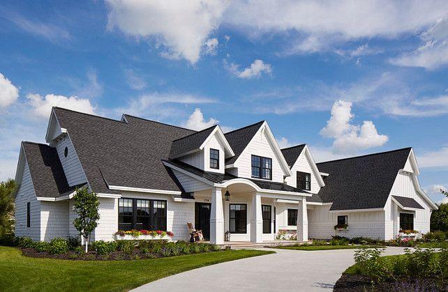 Best Image Result For White Shingle Siding Houses White 640 x 480