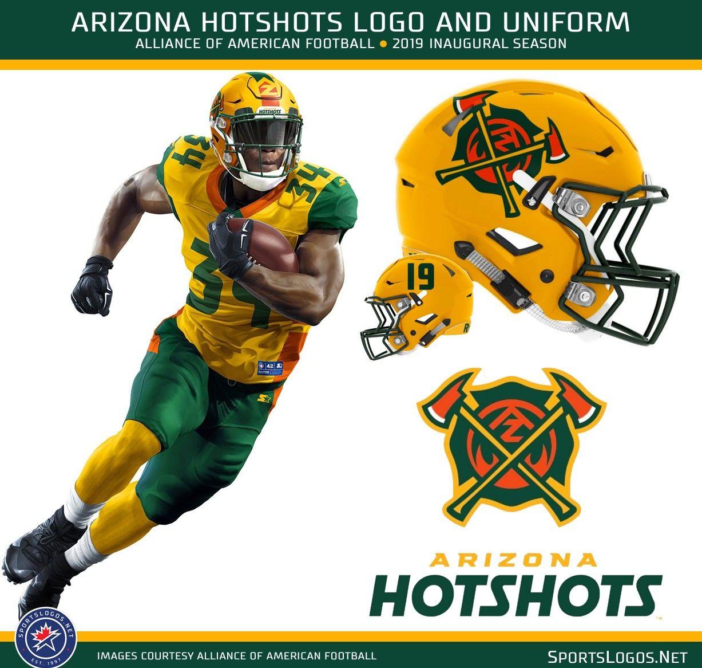 e35adeae The Arizona Hotshots (Sun Devil Stadium) | Alliance of American ...