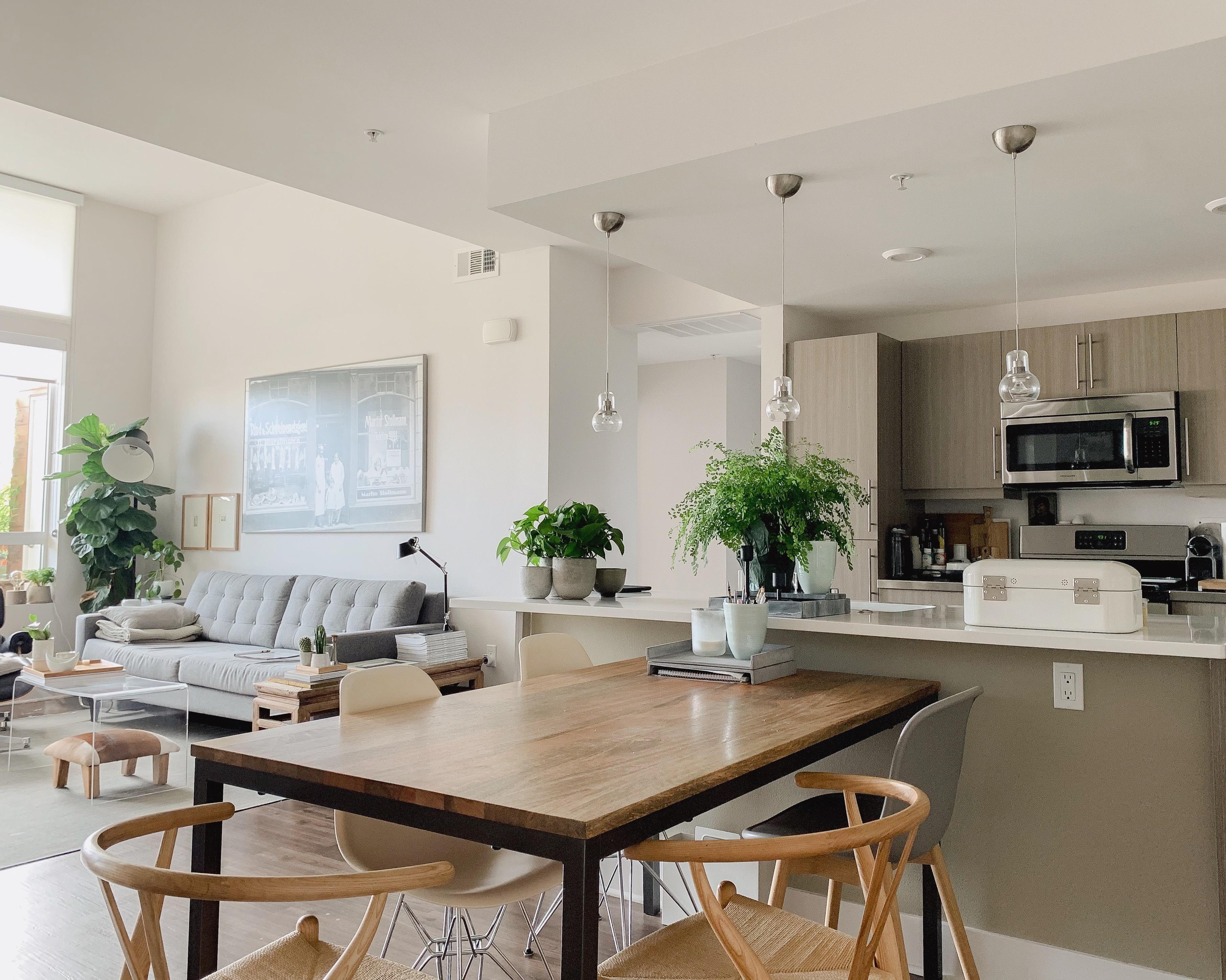 Offene Kuche Wohnzimmer Modern Küche Ideen So Schön Können