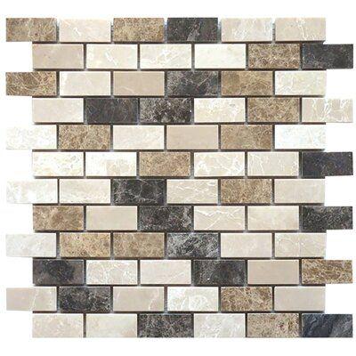 Villohome 12 X 12 Marble Splitface Tile Wayfair In 2020 Marble Mosaic Mosaic Wall Tiles Wall Tiles