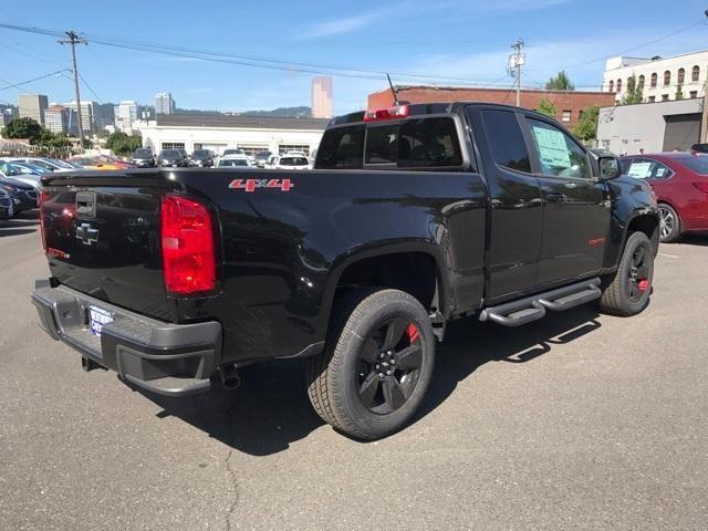 Portland Black 2017 Chevrolet Colorado New Truck For Sale 71177 Chevrolet Colorado Chevy Colorado Chevrolet