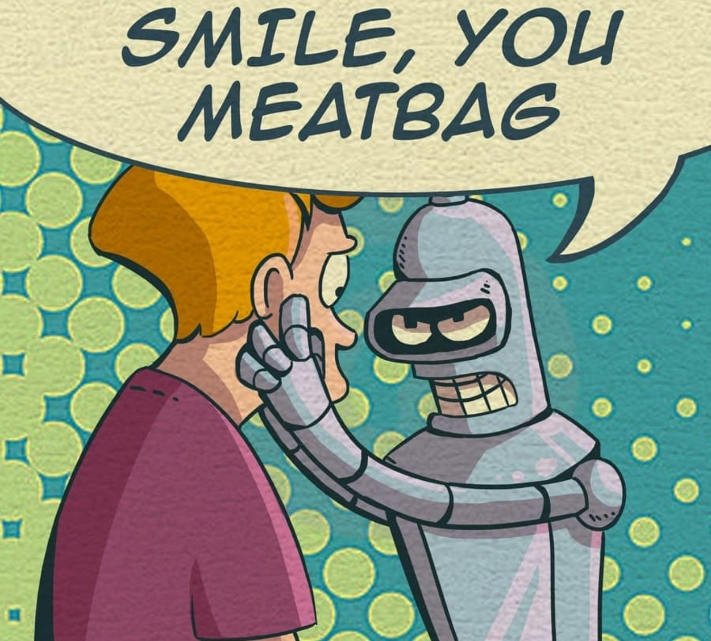 Roberto Futurama Chaotic Wernstrom Meme Wwwmiifotoscom