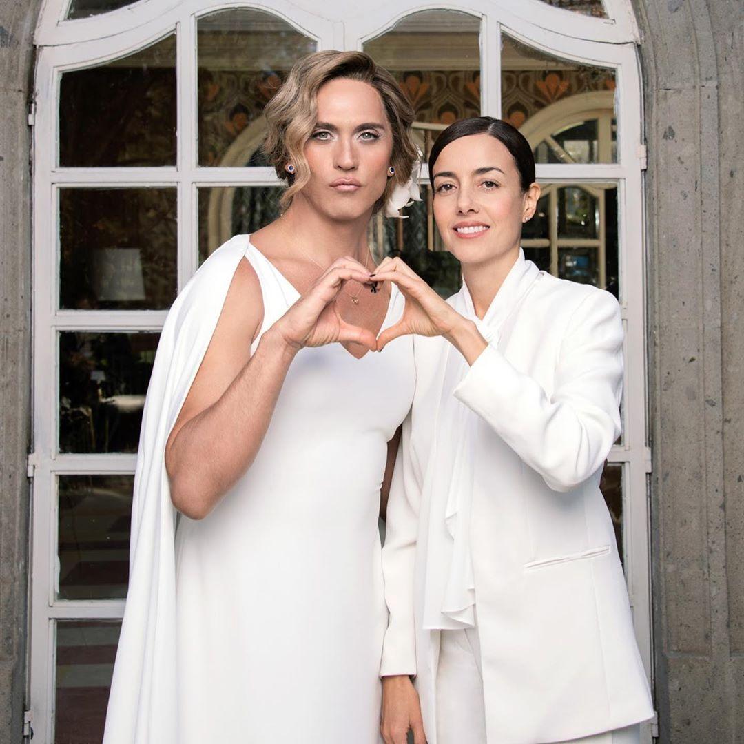 Lacasadelasflores Paulina De La Mora Maria José Series Y Peliculas Cecilia Suarez Hombre Mujer