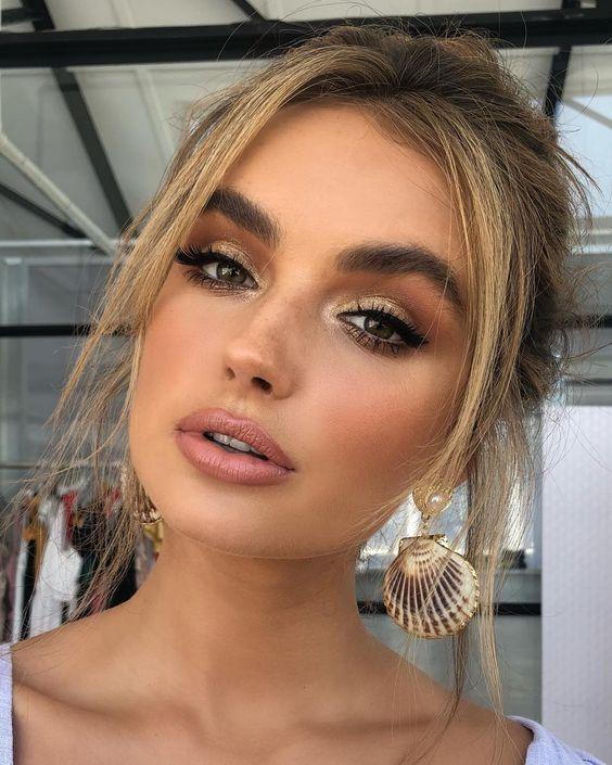 13 Maquillajes para recibir Año Nuevo con todo el glamour