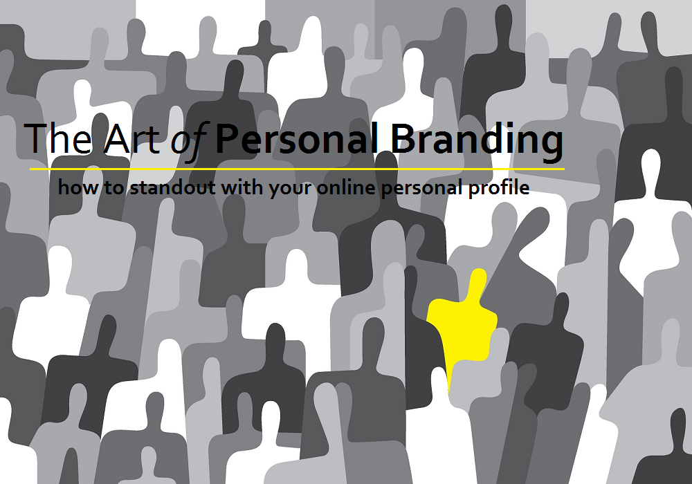 Personal Branding - How To Stand Out In A Crowd www.stewartirvine.com