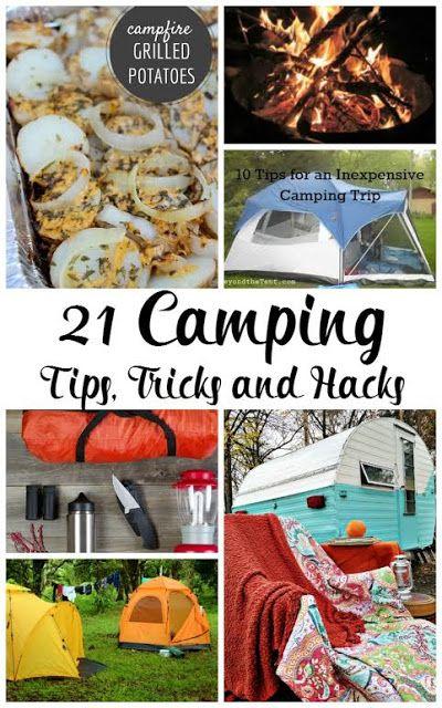 Photo of 21 Camping tips, tricks and hacks
