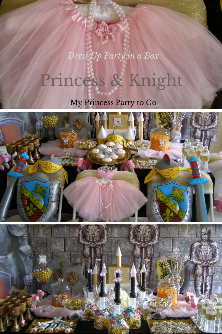 Favorite Princess Party for Girls and Boys is the Princess & Knight ...