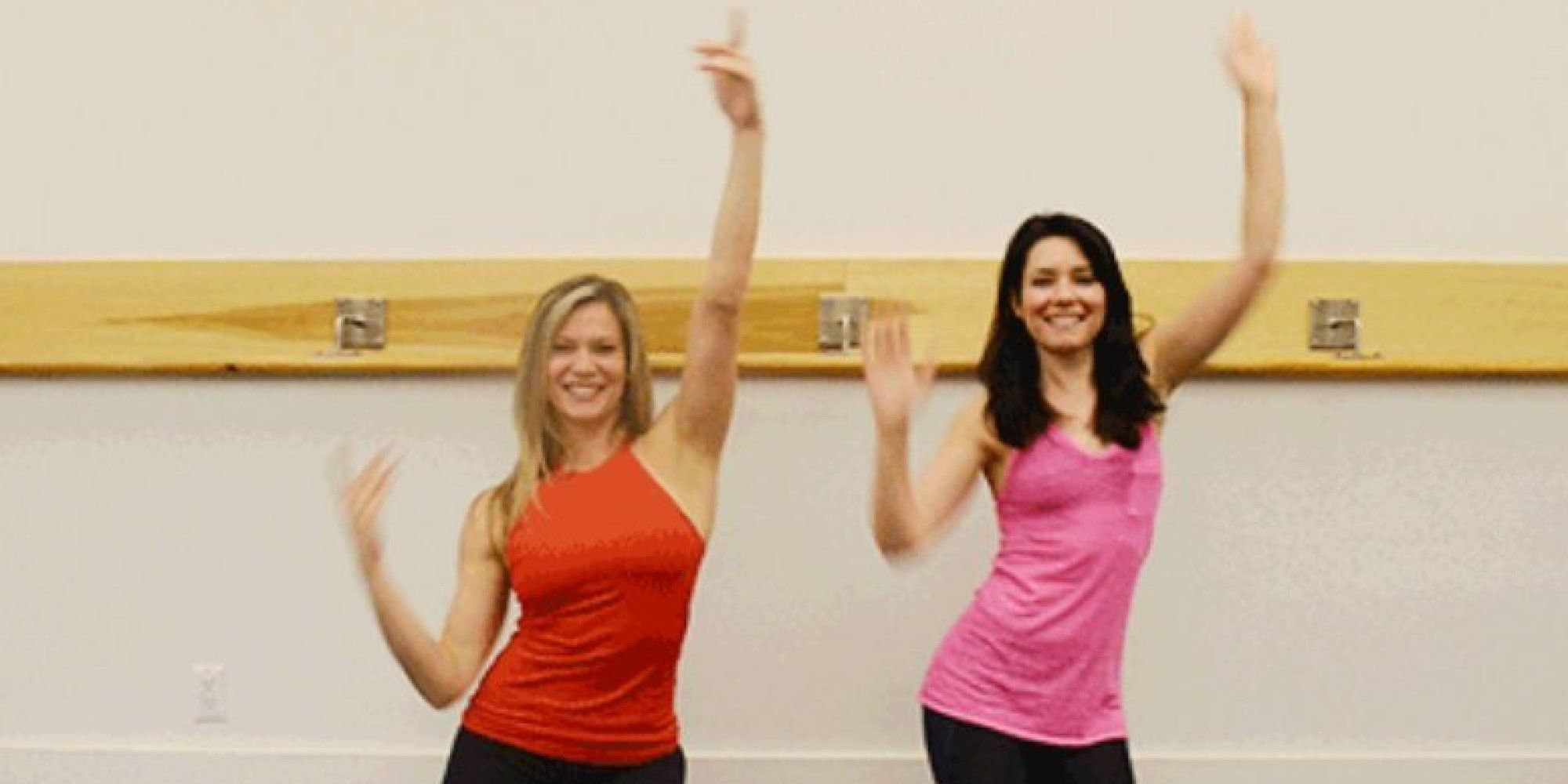 7 Moves To Try Before Your First Barre Class  Thinner -7960