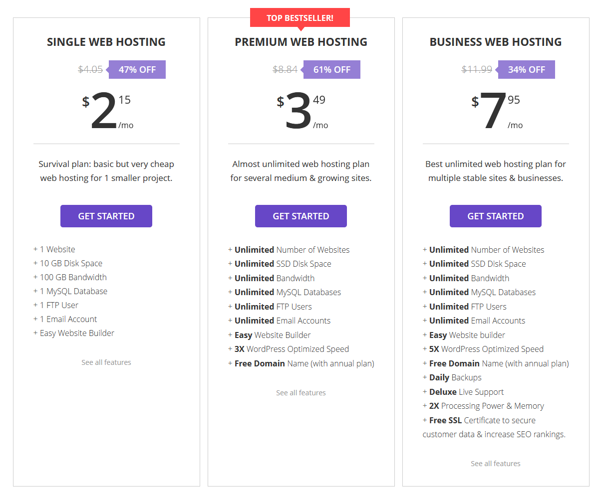 Hostinger up to 61 off all shared hosting plans with unlimited hostinger up to 61 off all shared hosting plans with unlimited everything only 349 1betcityfo Image collections