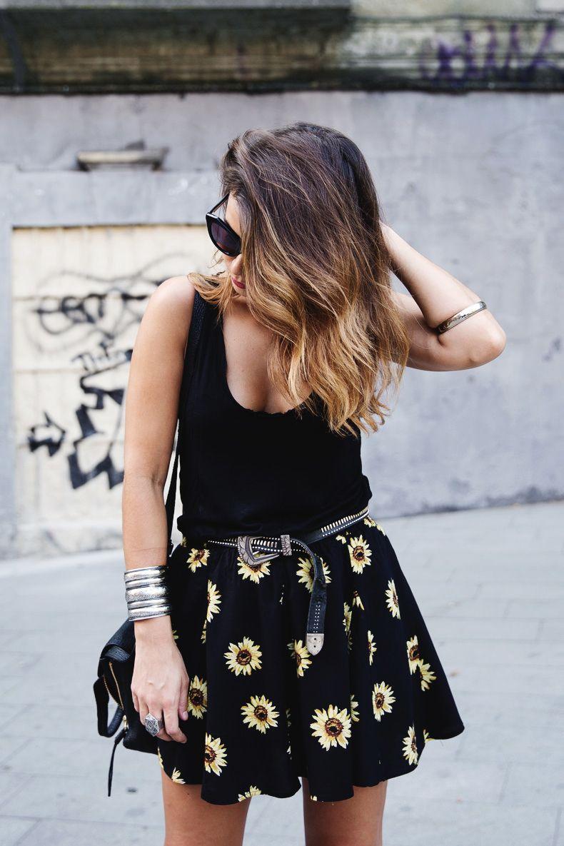 Collage Vintage / GIRASOL //  #Fashion, #FashionBlog, #FashionBlogger, #Ootd, #OutfitOfTheDay, #Style