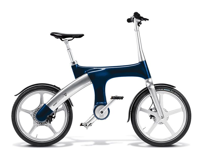 Mando Footloose Im Chainless Electric Bike By Mark Sanders