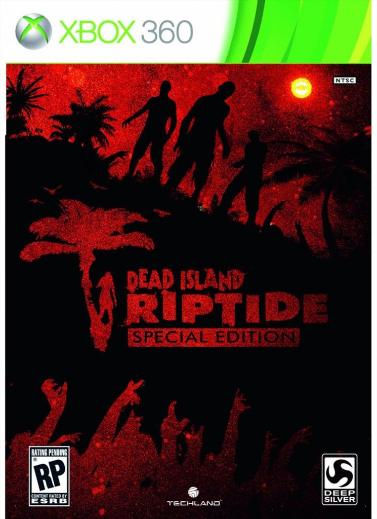 Dead Island Riptide Special Edition Cover Revealed