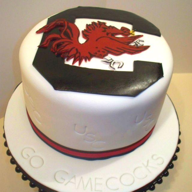 Gamecock Birthday Cake Cake N Bake Pinterest Cake Birthday