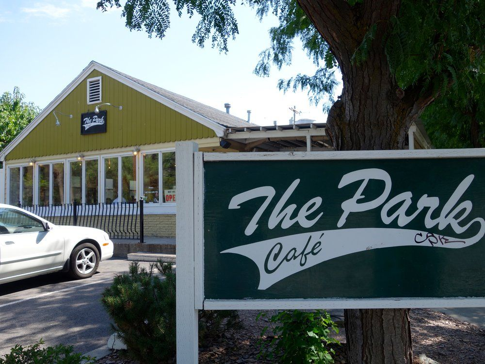 Places To Eat In Salt Lake City The Park Cafe Http