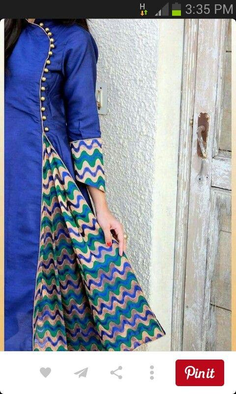 Pattern | pattern | Pinterest | Patterns, Kurti and Pakistani