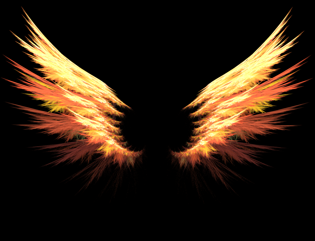 To Attract Good Fortune Spend A New Penny On An Old Friend Share An Old Pleasure With A New Friend And Li Wings Drawing Phoenix Wings Tattoo Wings Wallpaper