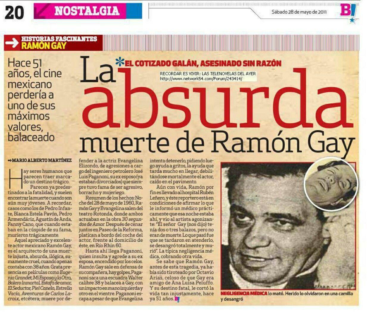 Ramon gay