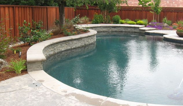 Raised Bond Beam Pools In 2019 Pinterest Beams Pool Designs And Dream Pools