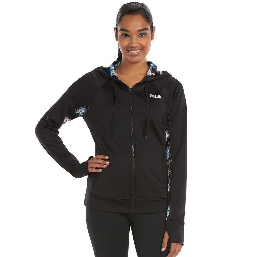 FILA SPORT Womens Performance Jacket Samoa French Terry black size M NEW  19.99 http://www.ebay.com/itm/FILA-SPORT-Womens-Performance-Jacket-Samoa-French-Terry-black-size-M-NEW-/332076797211?ssPageName=STRK:MESE:IT