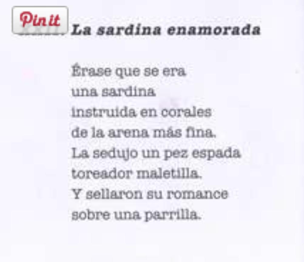 Cuentos mugrientos - la sardina enamorada