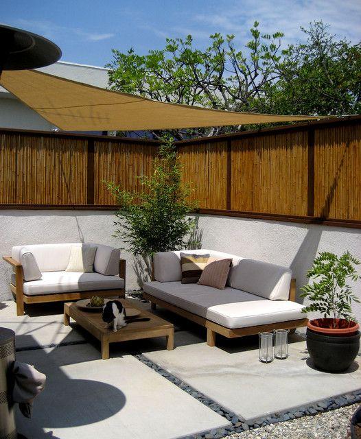 Captivating Bamboo Fence Patio   Asian   Landscape   Los Angeles   Jesse Im/BOMLDesign