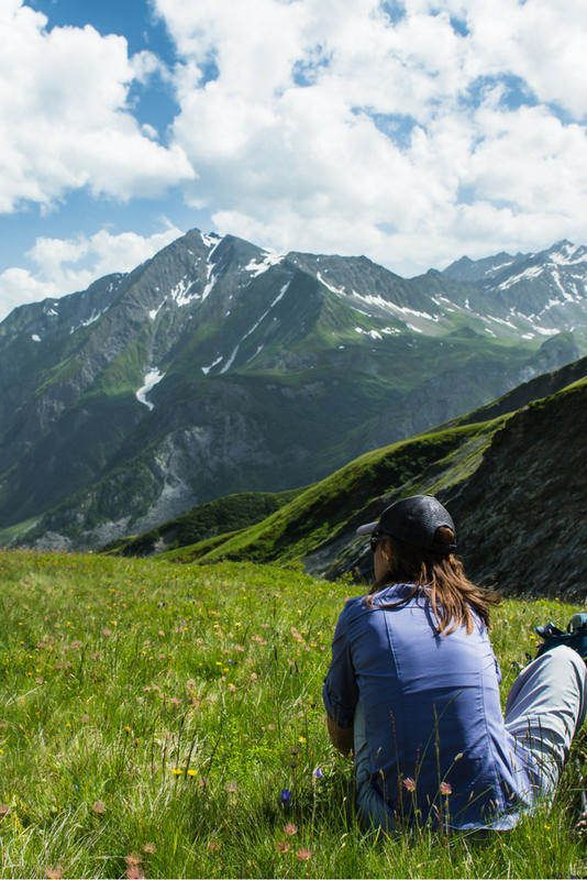 The Tour du Mont Blanc - what hiking dreams are made of! Who else wishes they were here right now?