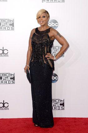 2014 American Music Awards Red Carpet